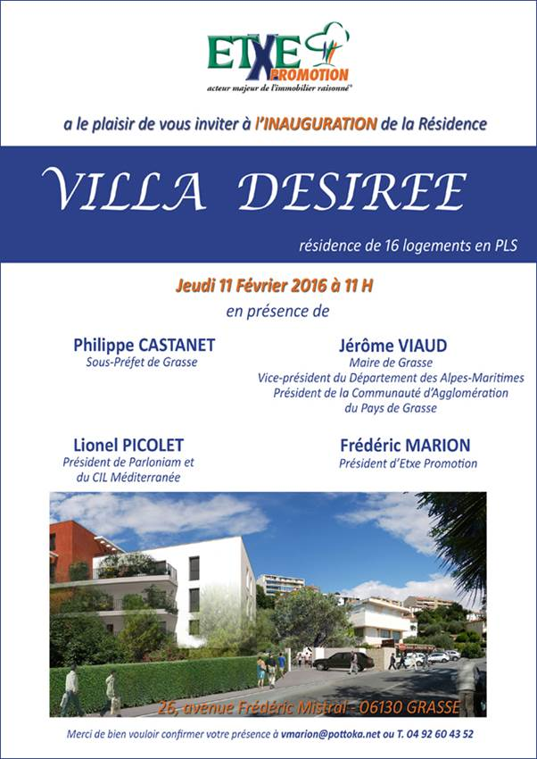 villa desiree