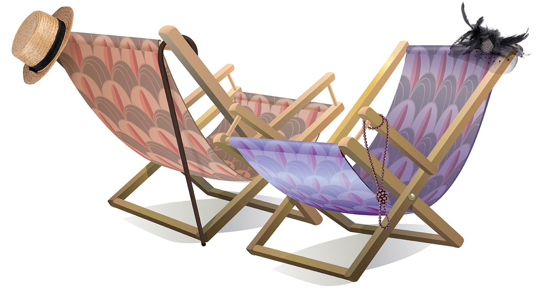 siestes chaises