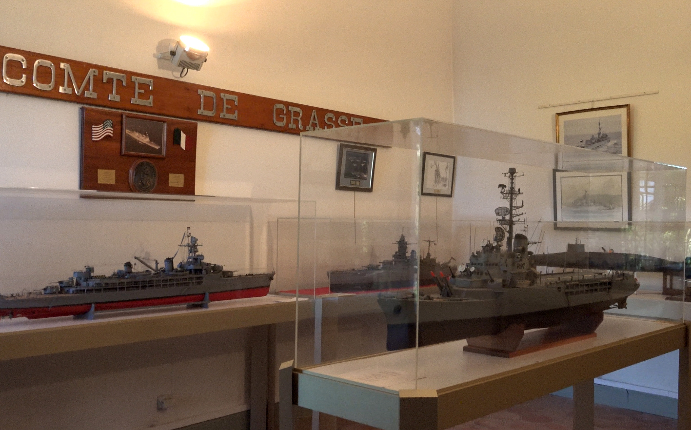 expo maquette musee marine