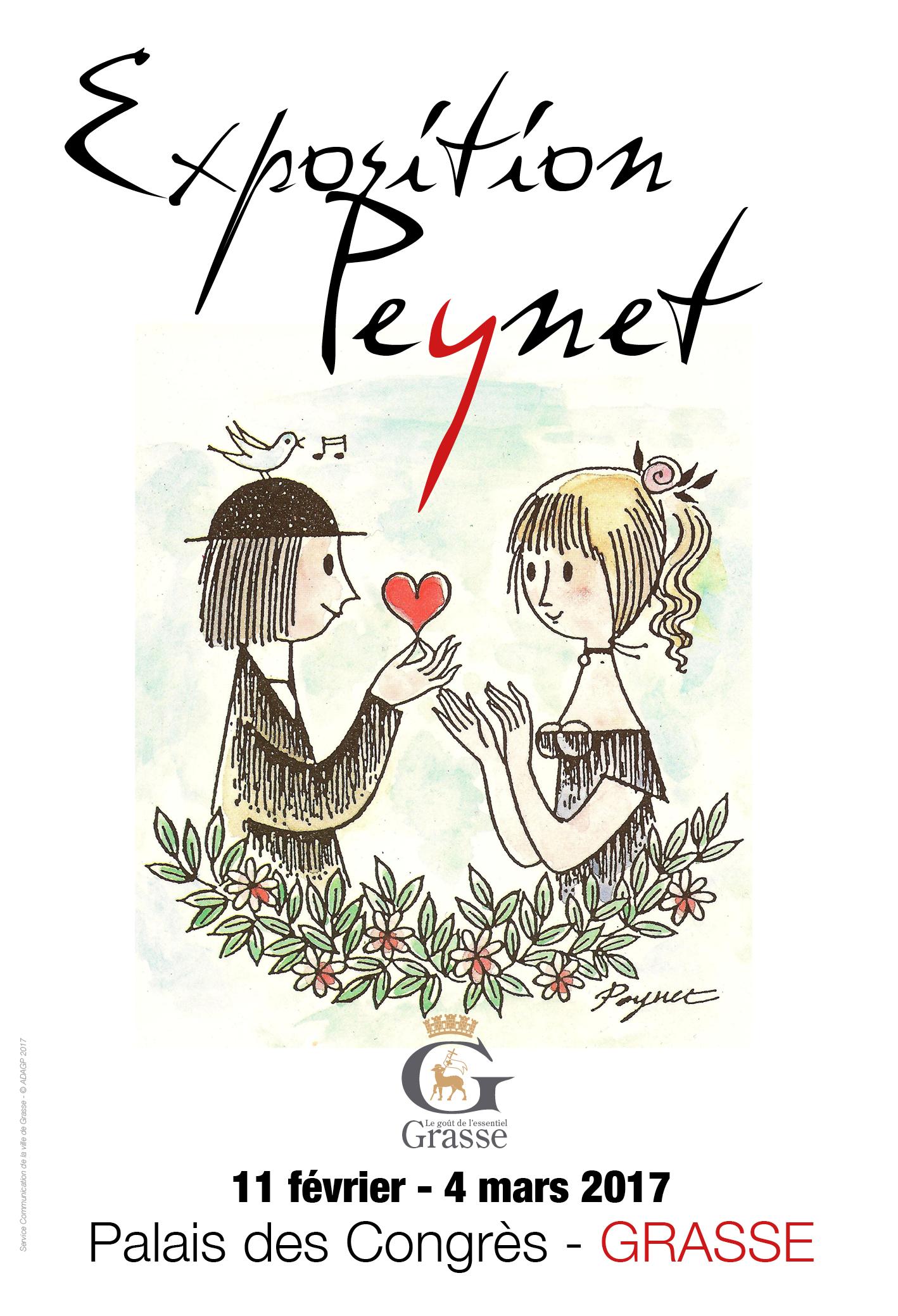 2m2 expo Peynet