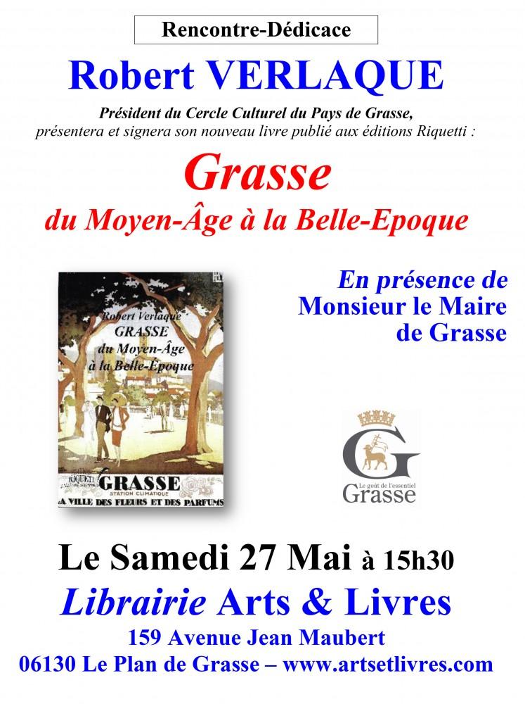 affiche Signature Grasse 27Mai