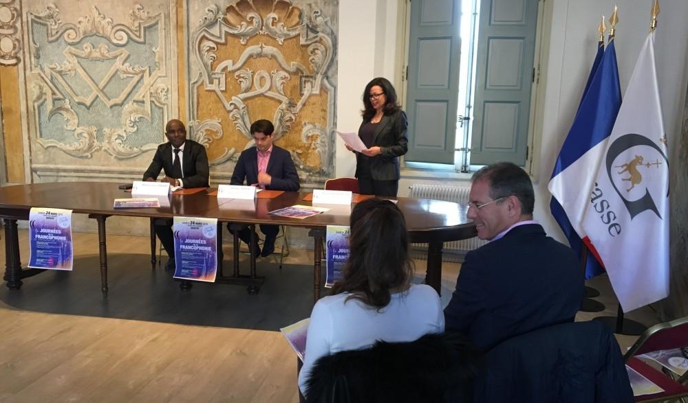Journée Internationale de la Francophonie à Grasse 02