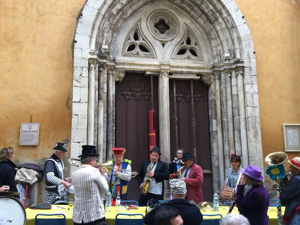 11ème déjeuner festif et convivial autour des traditions grassoises avec Sou Fassum Grassenc 02