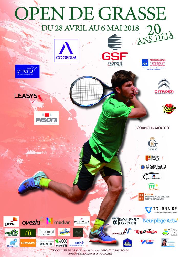 AFFICHE ATP 2018-17