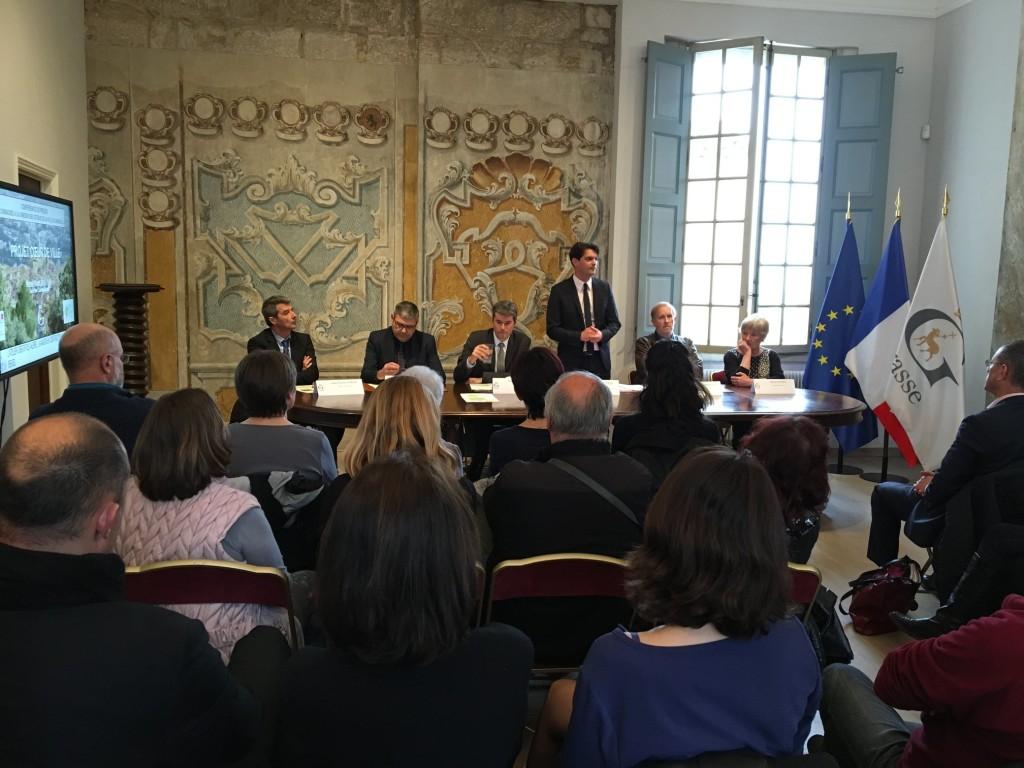 Conférence de Presse - Action Cœur de Ville 02
