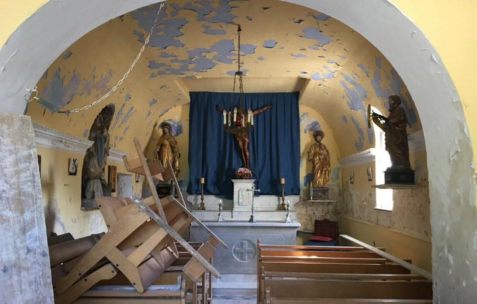 Restauration de la Chapelle Saint-François programmée 01