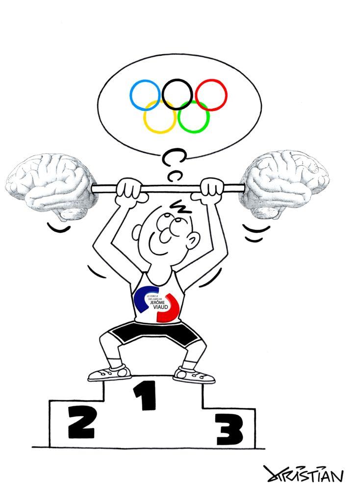 Le sport et le mental