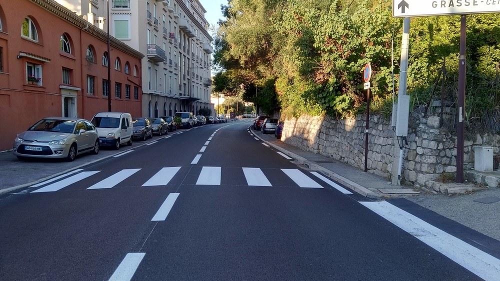 renforcement routes departementales 05
